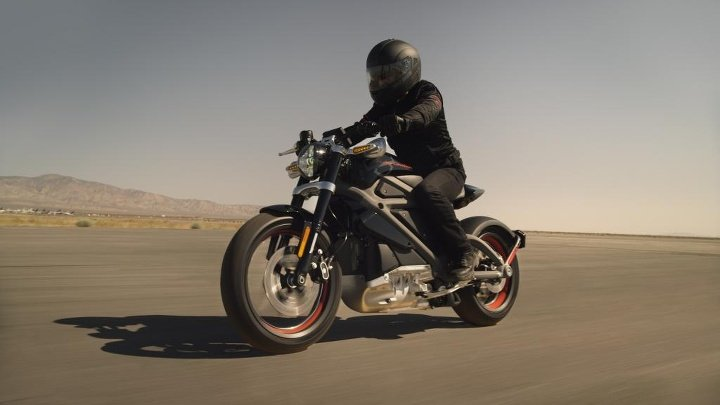 Harley-Davidson LiveWire Experience Tour