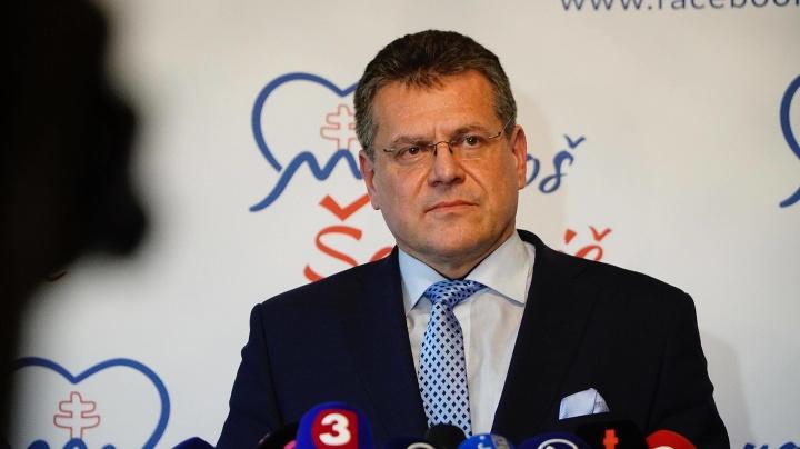 Maroš Šefčovič o praxi