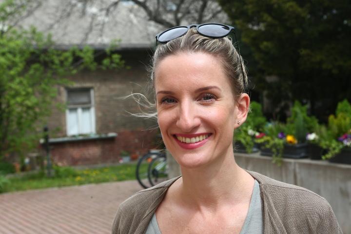 Adela Vinczeová: Byť osobnosť