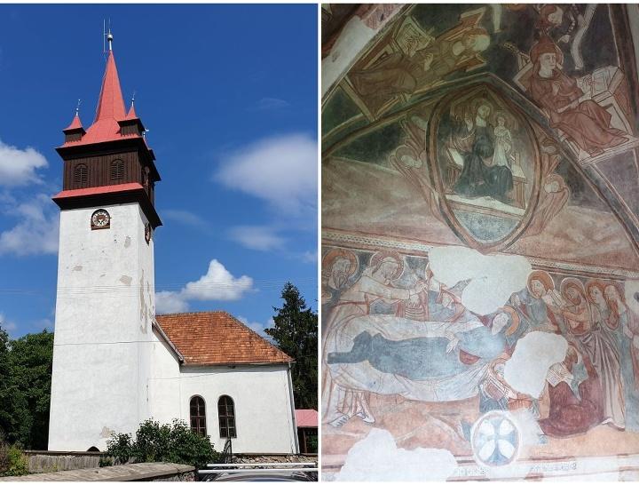 Vzácny kostol zo 14.