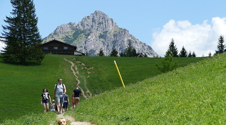 Vrátna dolina: Prechádzka na
