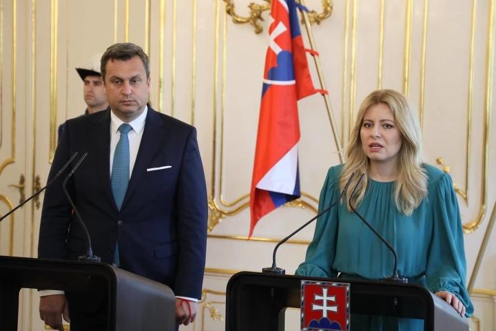 Prezidentka Čaputová prijala predsedu