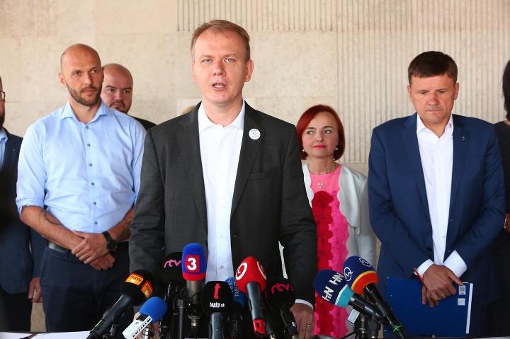 Progresívne Slovensko, Spolu a