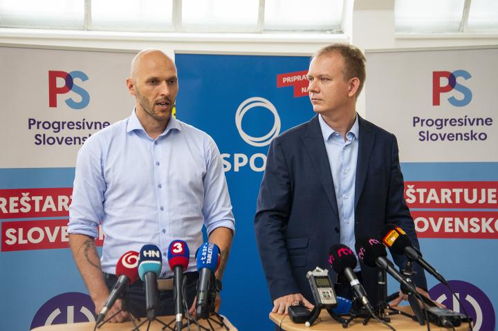 Koalícia PS-Spolu sa dohodla