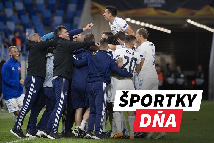 Slovan vs Besiiktast