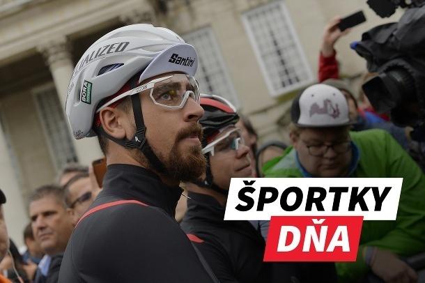 Športky dňa: Sagan o