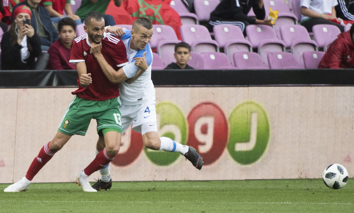 Boris Sekulić na reprezentačnom