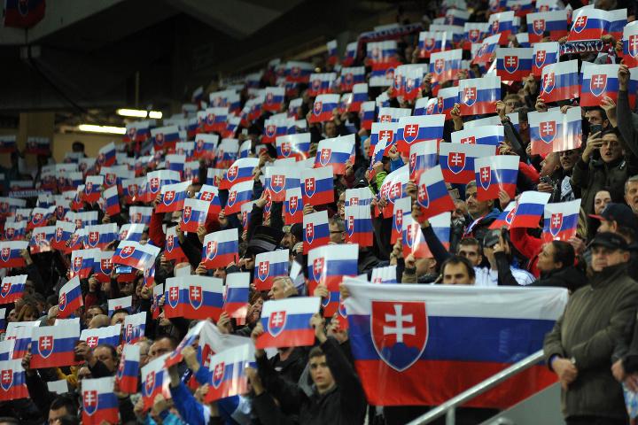 Neskutočná atmosféra počas zápasu