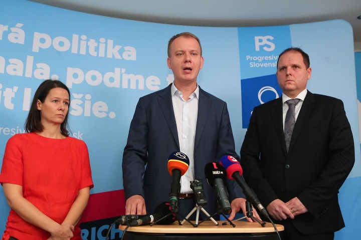 Koalícia PS/SPOLU sa vyjadrila