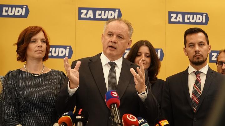 Andrej Kiska odmietol ponuku