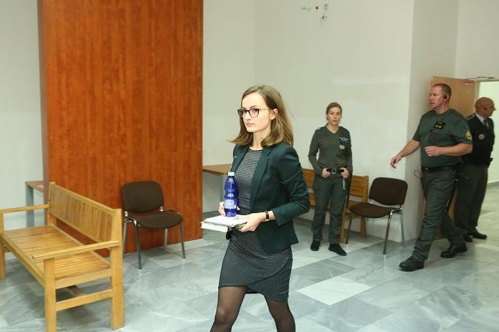 Nina Sobotovičová ako študentka