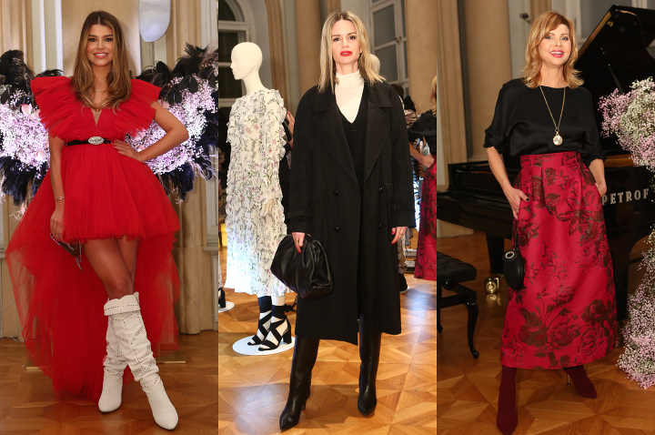 Karolína Chomistek ako fashion