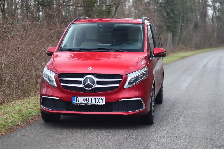 Mercedes V300d 4MATIC