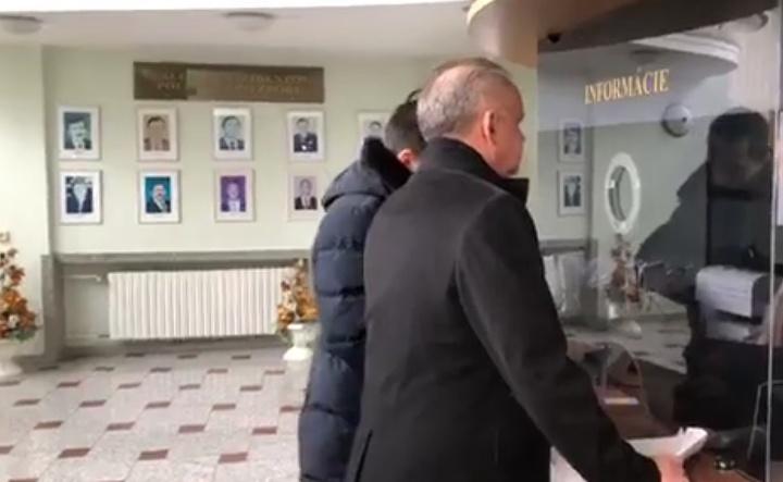 Andrej Kiska bol vypovedať