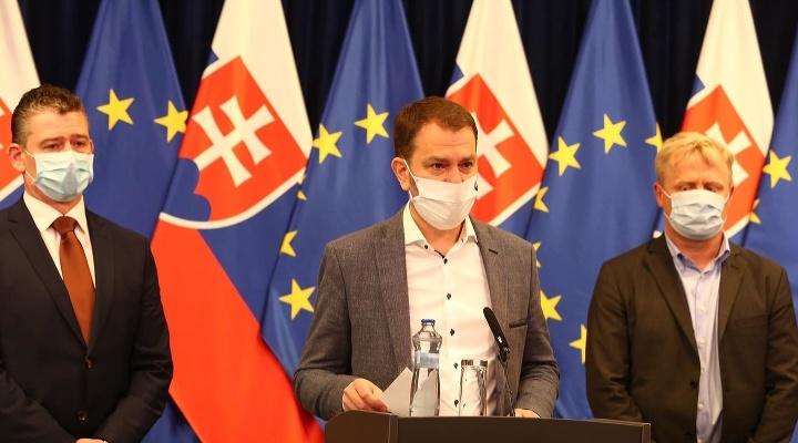 Premiér Igor Matovič informoval