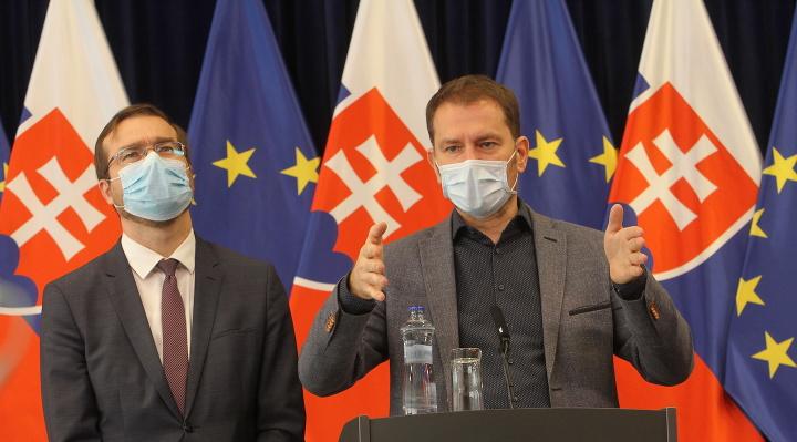 Slovensko začalo s veľkým