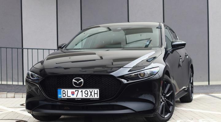 Mazda 3 HB SkyactivX