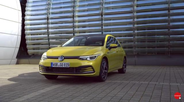 Toto je Volkswagen Golf