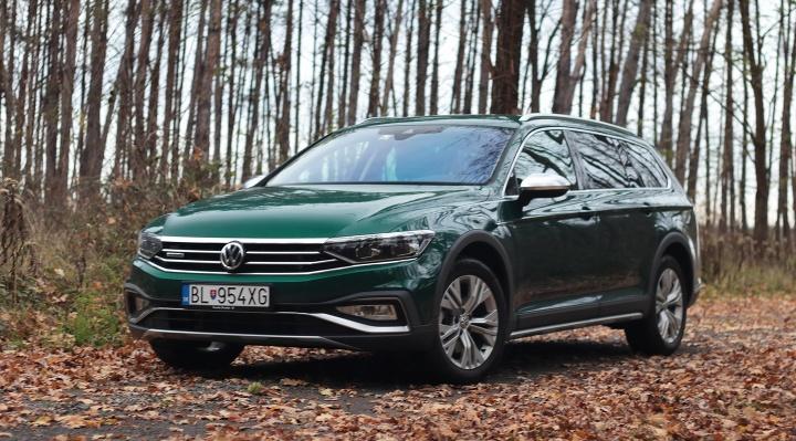 VLOG: Volkswagen Passat Alltrack