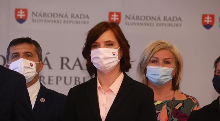 Ministerka Veronika Remišová tvrdí,