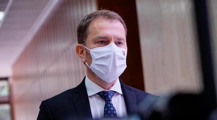 Premiér Igor Matovič odsúdil