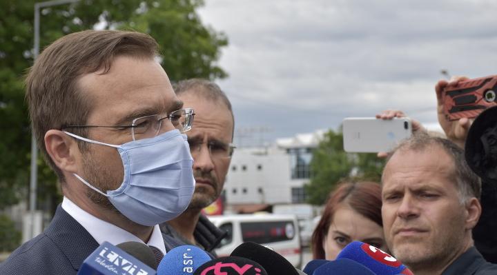 Minister Krajčí informuje o