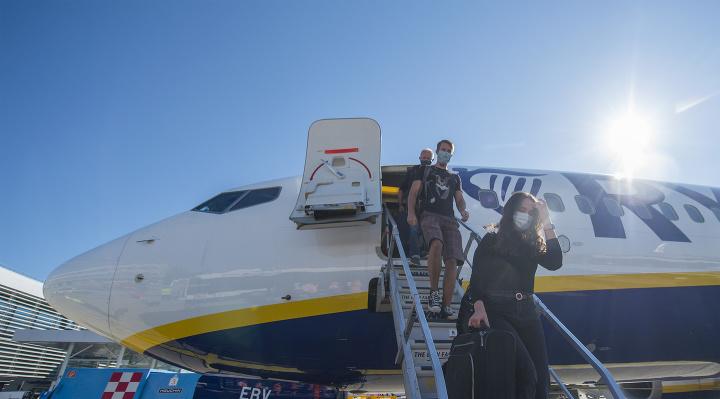 Ryanair spustil po štyroch