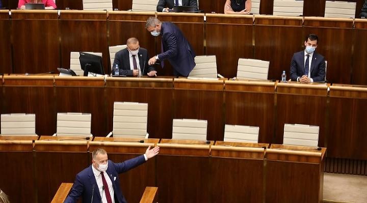 Boris Kollár ostal vo