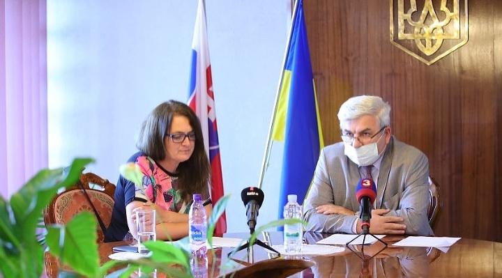 Ukrajinský veľvyslanec vidí zásadný