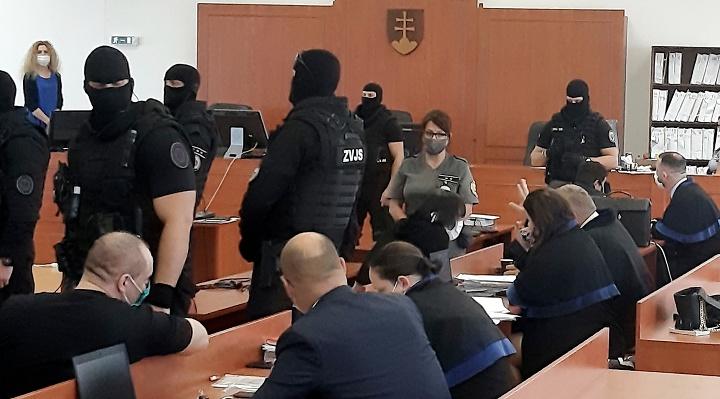 Vyjadrenie prokurátora po štvrtkovom