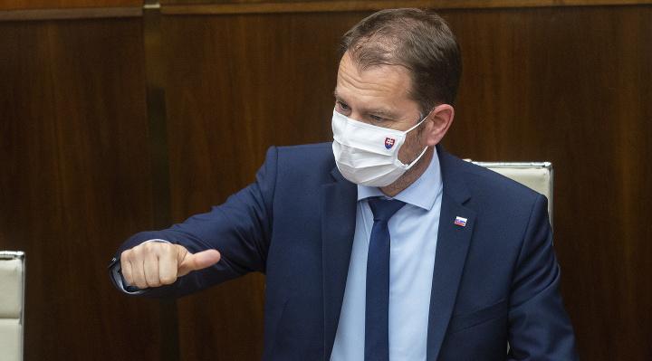 Predsedu vlády SR Igora
