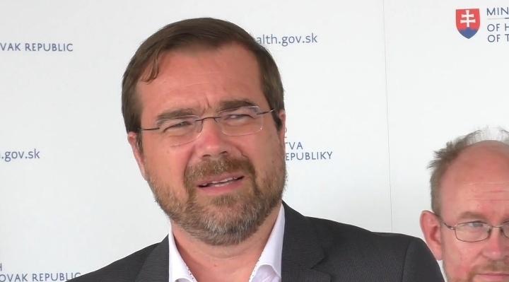 Minister zdravotníctva Krajčí chce