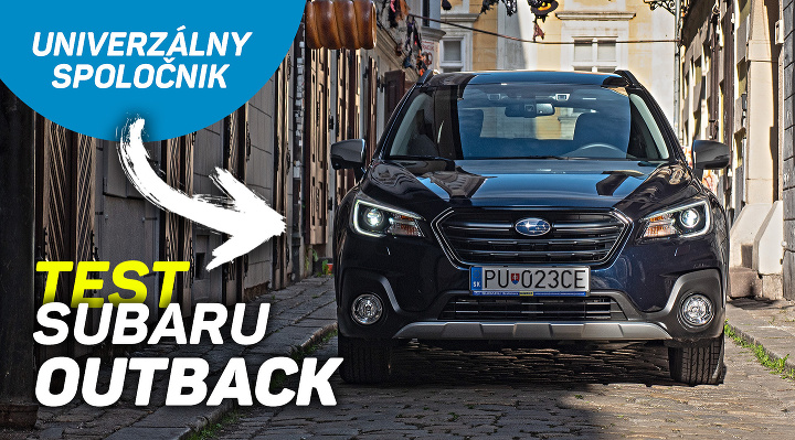Videotest Subaru Outback