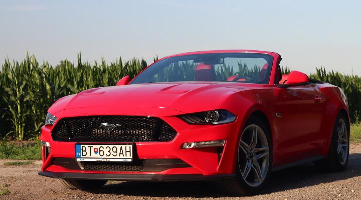 VLOG: Ford Mustang Convertible