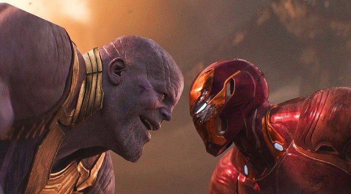 Záber z filmu Avengers: