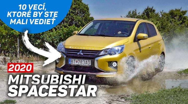 Mitsubishi Spacstar 2020
