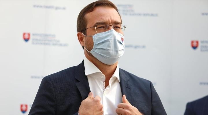 Minister zdravotníctva hovorí o