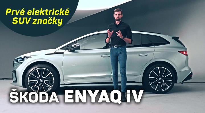 ŠKODA Enyaq iV -
