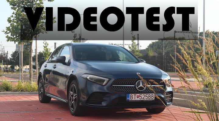 VIDEOTEST Mercedes Triedy A