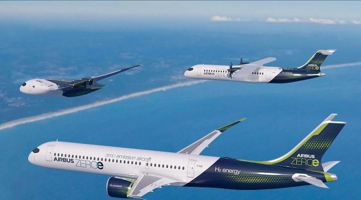 Cestovanie blízkej budúcnosti: Airbus