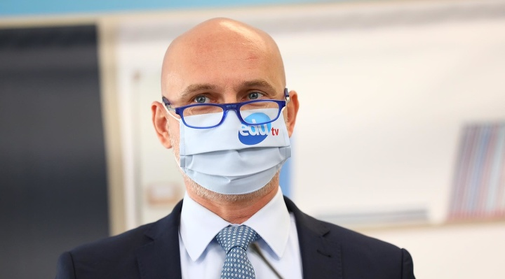 Minister školstva Gröhling očakáva,