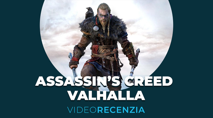 Videorecenzia: Assassin's Creed Valhalla