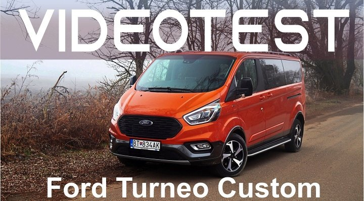Ford Turneo Custom Active