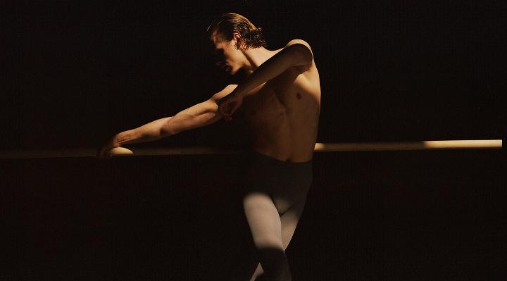 Voľná baletná improvizácia. Začať