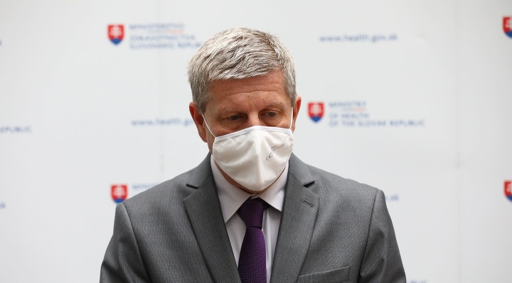 Minister zdravotníctva Lengvarský: Vakcína