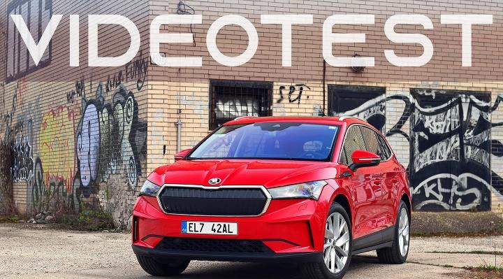 VIDEOTEST: Škoda Enyaq iV80