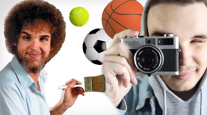 Ako si nájsť hobby?