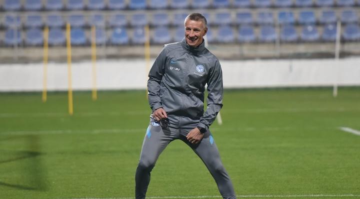 Asistent trénera Marek Mintál