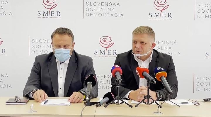 Šéf Smeru v Prešove