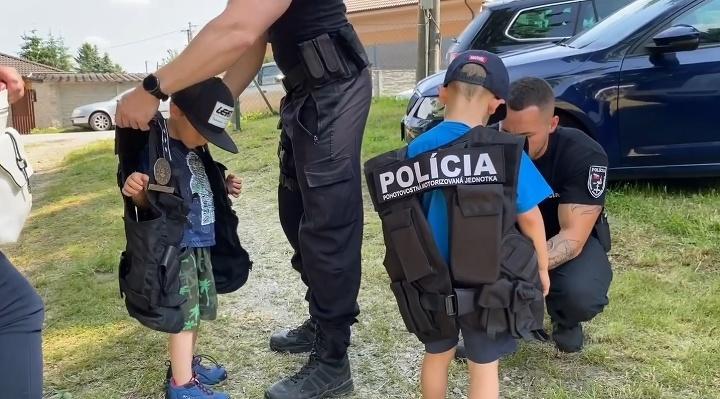 Deti sa zabávali s